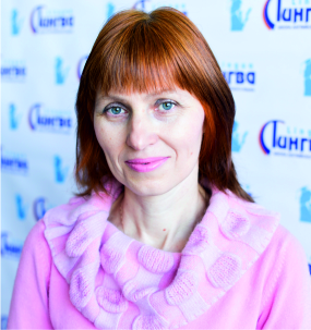 Южанина Людмила Александровна