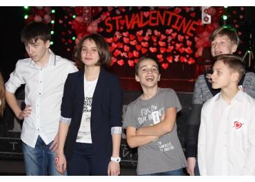 St. Valentine's Day 2016